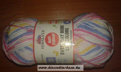 HiMALAYA EVERYDAY BEBE LUX COLORS - fehér - rózsaszín - sárga - kék
