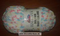 HiMALAYA DOLPHIN BABY COLORS - fehér - sárga - kék - rózsaszín