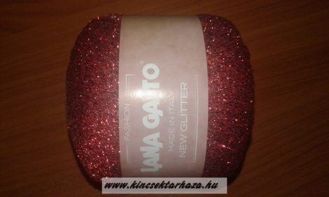 LANA GATTO NEW GLITTER - piros