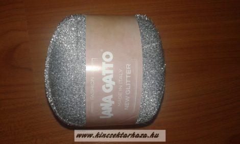 LANA GATTO NEW GLITTER - ezüst