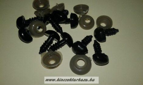 Biztonsági orr 10 mm fekete