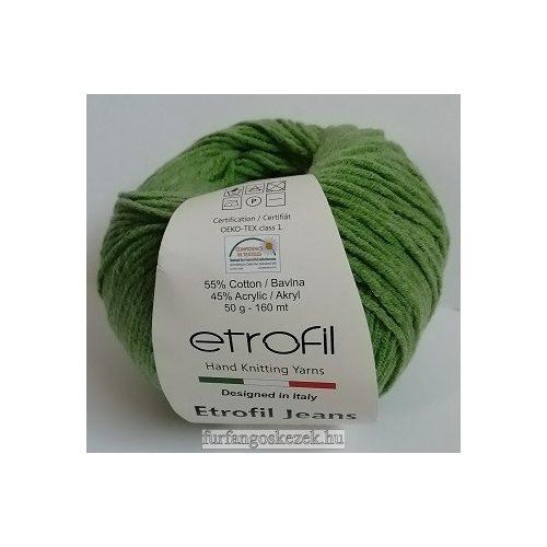 ETROFIL JEANS - fűzöld