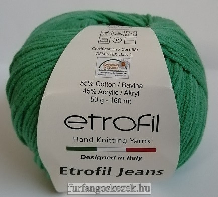 ETROFIL JEANS - zöld