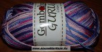 Guru Color - rózsaszín - kék - lila - piros