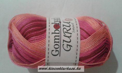 Guru Smart - fehér - rózsaszín - bordó