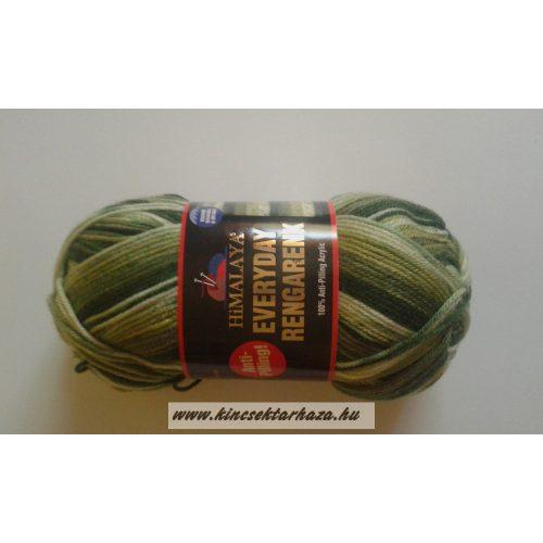 HiMALAYA EVERYDAY RENGARENK - világos és sötét zöld színátmenetes