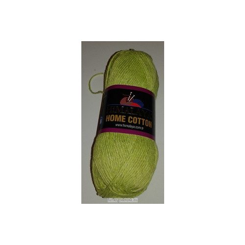 Himalaya Home Cotton - világos zöld