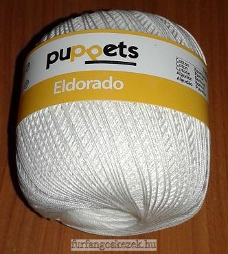 Puppets Eldorado - fehér N10