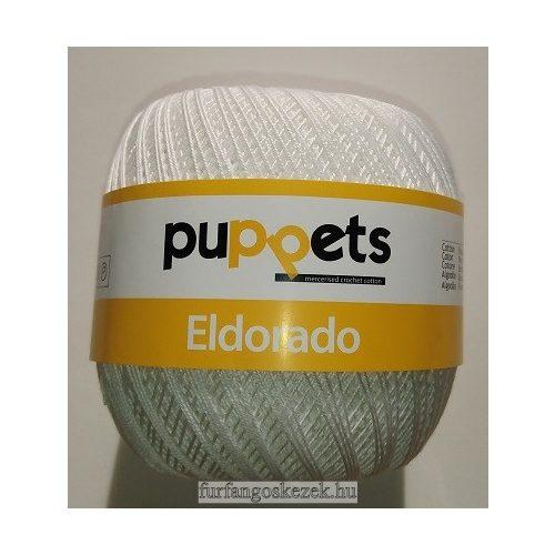 Puppets Eldorado - fehér N12