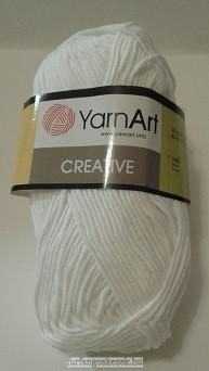 YarnArt CREATIVE - fehér