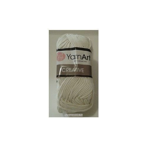 YarnArt CREATIVE - tört fehér