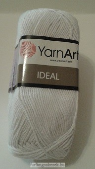 YarnArt IDEAL - fehér