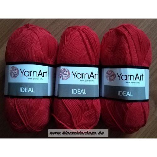 YarnArt IDEAL - piros