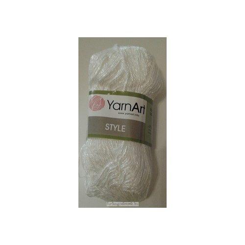 YarnArt Style  - fehér