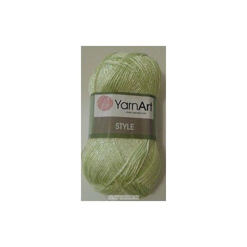 YarnArt Style  - neon zöld