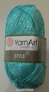 YarnArt Style  - türkiz