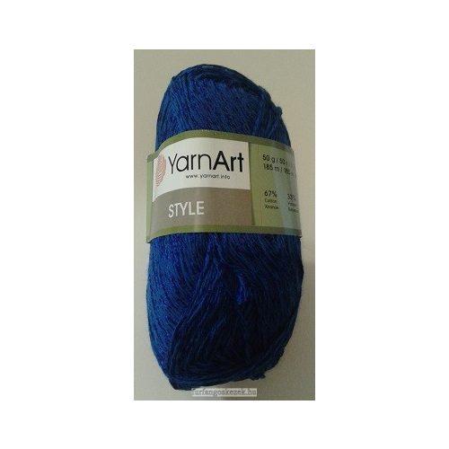 YarnArt Style  - sötét kék